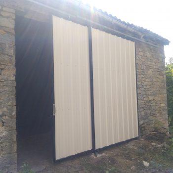Portail Grange 2